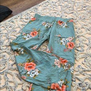 Women's flowy pants
